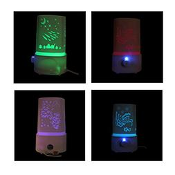 Color Our life 1500ML 1.5L LED Ultrasonic Aroma Diffuser Hum