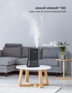 Ultrasonic Cool Mist Humidifier 4 Large Room & Essential Oil