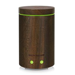 InnoGear Upgraded Bamboo Essential Oil Diffuser Ultrasonic A
