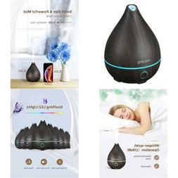 Victsing Upgraded Mini Oil Diffuser 130Ml, Easy To Use Super
