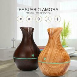 usb led humidifier ultrasonic essential oil diffuser