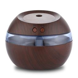 USB Quality Essential Oil Diffuser Ultrasonic Humidifier wit