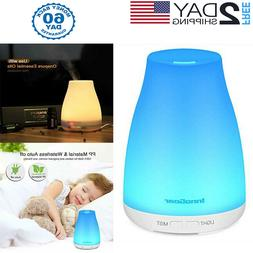 InnoGear Version Aromatherapy Essential Oil Diffuser Cool Mi