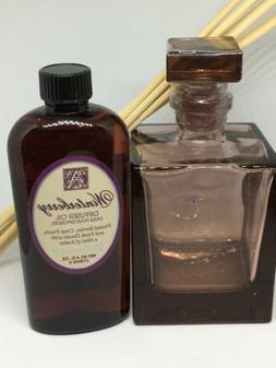 Aromatique  Winterberry Gift Set Reed Diffuser Set With 4 Oz