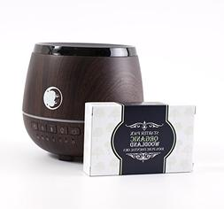 Mystic Moments | Wood Effect Aromatherapy Oil Ultrasonic Dif