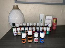 Young Living Oil Bundle